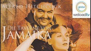 Alfred Hitchcock - Die Taverne von Jamaika (Abenteuerfilme auf Deutsch anschauen in voller Länge)