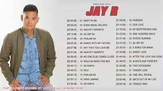 Jay R OPM Tagalog Love Songs Collection - Jay R Greatest Hits Full Album 2018
