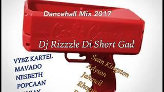 Di New Gangsta (Dancehall Mix February 2017) Vybz Kartel,Mavado,Nesbeth,Shaggy,Popcaan (Dj Rizzzle)