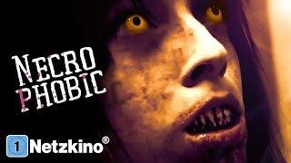 Necrophobic - Death Factory (Horror in voller Länge, Horrorfilme ganz anschauen, komplette Filme)