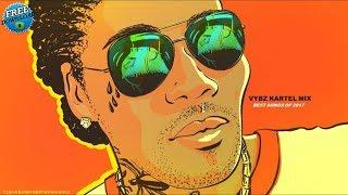 VYBZ KARTEL DANCEHALL MIX 2018 PT 1 (Best Songs of 2017) Clean/Radio/Edit @DJTREASURE 18764807131