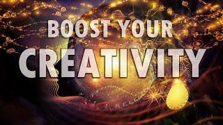 Boost Your Creativity - Binaural Beat Music with Theta Waves to Enhance Concentration