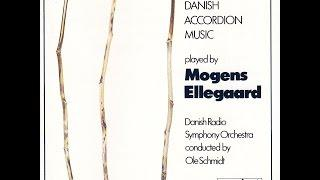 Mogens Ellegaard - Contemporary Danish Accordion Music (Point Records) [Full Album]