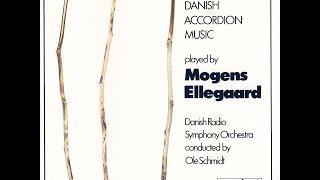 Mogens Ellegaard - Contemporary Danish Accordion Music (Point Records) [Full Album]