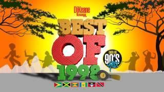 Best Of Dancehall 1998 - Dj Keane Mixtape