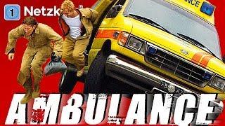 Ambulance (Action, Thriller in voller Länge, ganze Filme auf Deutsch anschauen, komplette Filme)