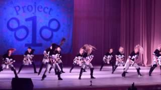 RUSSIAN DANCE CHAMPIONSHIP / PROJECT818 / GIRLS COMMUNITY 1 PLACE /BEST JAZZ FUNK SHOW