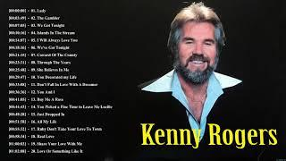 Kenny Rogers Greatest Hits Full Album || The Best of Kenny Roger 2018