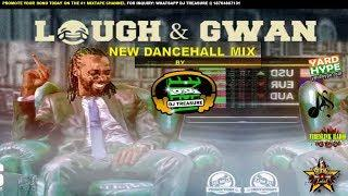 NEW DANCEHALL MIX (JUNE 2017) #9 LAUGH AND GWAN - MAVADO ALKALINE VYBZ KARTEL 18764807131