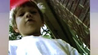 Private Family Video - Logan kids having fun with camcorder 1995