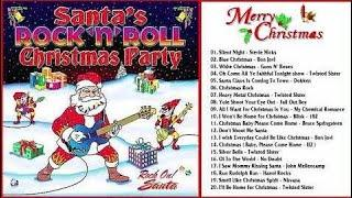 Rock n Roll Christmas Songs 2018 - Rock n Roll Christmas Party -  Best Christmas Songs of All Time