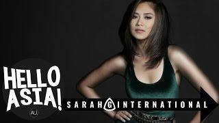 "HELLO ASIA ""Asian Artist of the Year"" 2015 - SARAH GERONIMO"