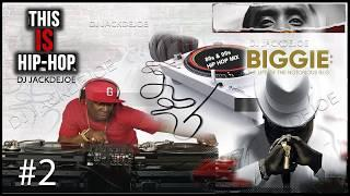 HIP-HOP OLD SCHOOL MIX(80s/90s) BEST OLD SCHOOL HIP HOP MIX THIS IS HIP HOP OLD SCHOOL MIX #2