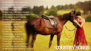 Country Playlist 2018 - Today's Top Country Music Playlist 2018