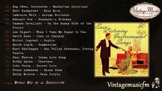50 Easy Listening Songs. (Full Album/Álbum Completo) Vol. 2 ambient Music