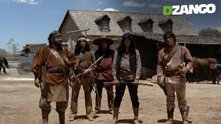 Todeslied der Apachen (Western Spielfilm auf deutsch in voller Länge, Action & Abenteuer)