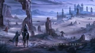 Desert Flutes - Dark Ambient Music & Wind Sounds - Fantasy Medieval Music