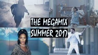 New Summer Mashup Pop Songs 2017 (The Megamix) - The Chainsmokers, Ariana Grande, Justin Bieber...