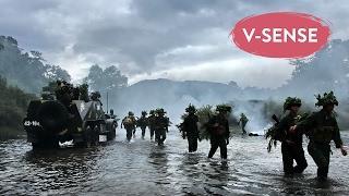 Vietnam vs U.S War Movie | The Legend Makers | English Subtitles