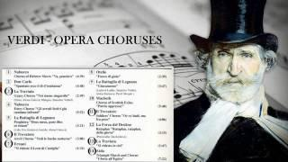 Giuseppe Verdi: Great Opera Choruses