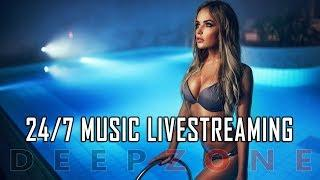 24/7 Livestream Deep House Music | DEEP ZONE