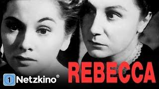 Alfred Hitchcock: Rebecca (Drama in voller Länge, ganze Filme auf Deutsch, kompletter Film) *HD*