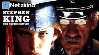 Stephen King - Der Musterschüler (Thriller in voller Länge Deutsch, ganze Thriller Filme) *HD*