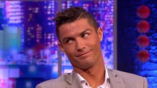 Cristiano Ronaldo Full Length Interview - Why It Wasn't A Messi Movie, Who'll Win Ballon d'Or?