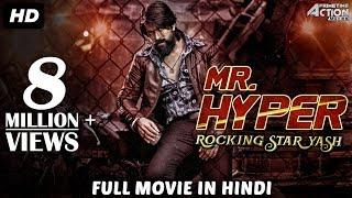 Mr Hyper (2018) New Released Full Hindi Dubbed Movie | South Action Movie 2018 | Rocking Star Yash