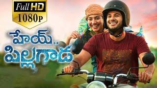 Hey Pillagada Latest Telugu Full Length Movie | Dulquer Salmaan, Sai Pallavi - 2018 Telugu Movies