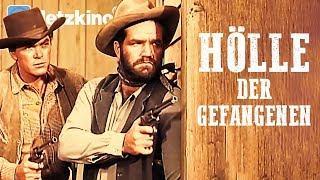 Hölle der Gefangenen (Western in deutscher Sprache in voller Länge, Western ganzer Film auf Deutsch)