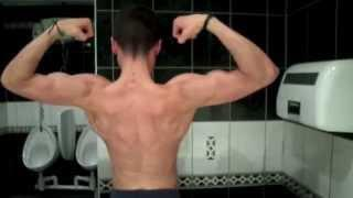Teen Bodybuilding Workout Motivation