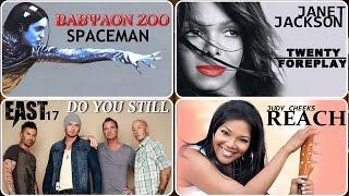 Best English Pop Song | Dance Mix | Video Jukebox - Evergreen Hit Songs Vol 19