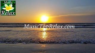Музыка для Души, Релакс, Шум моря и Закат HD