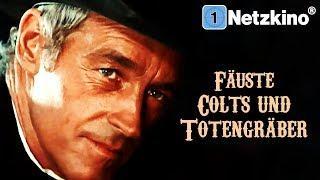 Fäuste, Colts und Totengräber (Western auf Deutsch anschauen in voller Länge, ganzer Western)