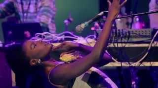 Havana World Music 2014 - Auntie Flo feat. Shingai Shoniwa (Gran Bretaña/Sud África ) parte 1/2
