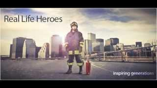 """Real Life Heroes"" - Inspirational and Heroic Tribute music: Royalty-free"
