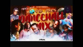 WORLD VIBES  DANCEHALL MIX FT POPCAAN/MAVADO/ALKALINE MARCH 2018 DJ GAT
