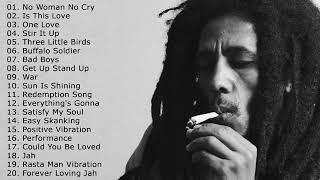 Bob Marley Greatest Hits Reggae Songs 2018 / Bob Marley Full playlist