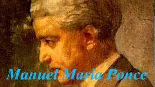 Maria Ponce Best Guitar Works | Romantic Mood Latin Classical Music. HQ Recording
