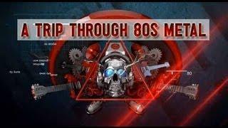 80's Metal Music - A Trip Through 80s Metal 1980-1989