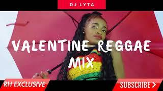 2018 - LOVERS REGGAE MIX (DJ LYTA)