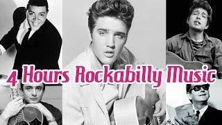 4 Hours of Rockabilly and Rock'n'roll Music! - Music Legends Book