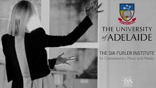 Inauguración  - Sia Furler Institute for Contemporary Music and Media THE UNIVERSITY OF ADELAIDE