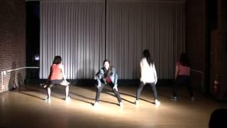 2NE1 - I Am the Best - Williams Asian Dance 2013