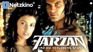 Tarzan und die verlorene Stadt (Abenteuerfilme auf Deutsch anschauen in voller Länge, ganzer Film)