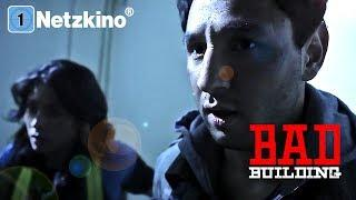 Bad Building (Horror, Horrorfilme auf Deutsch anschauen in voller Länge, komplette Filme) *HD*