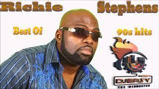 Richie Stephens Best of 90s Hits (Dancehall & Reggae) Mix by Mixmaster Djeasy