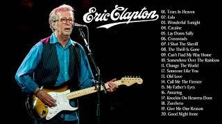 Eric Clapton Greatest Hits Full Album - Eric Clapton Best Songs Cover