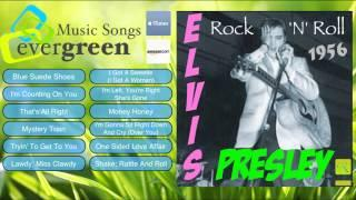Elvis Presley Rock'n Roll Full Album (1956 the first album of Elvis)
